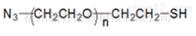 PEG衍生物N3-PEG-SH MW;5000 叠氮聚乙二醇巯基