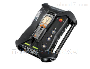 德德图Testo350工业烟气分析仪