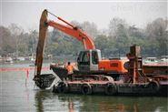 宣城湖泊清淤公司固液分离