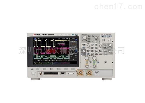 DSOX3014A數字示波器