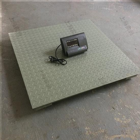 3吨电子磅称,让您满意SCS-3T平台电子秤