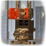 瑞士POMTAVA高压齿轮泵