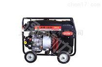 便携式250A汽油发电电焊机
