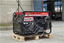 本田动力400A发电电焊机