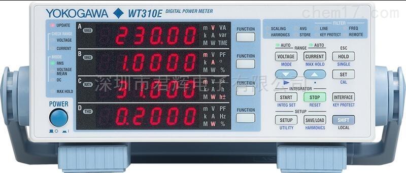 横河功率计WT310E