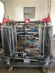 66KV型隔離開關電站66KV型隔離開關水平式帶防污接地保護