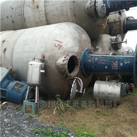 二手100噸不銹鋼發酵罐廠家誠信轉讓