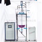 YSFT-10L 20L 30L 50L托盘型双层玻璃反应釜
