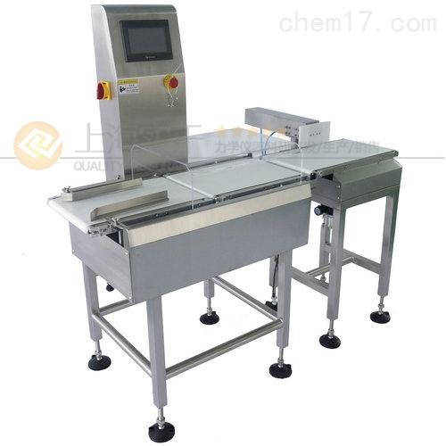 奶粉重量检重秤 超重欠重检测机