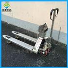移動式液壓叉車秤,帶稱重功能的不銹鋼叉車