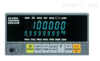 AD-4401A检重配料控制显示器 日本AD4401A
