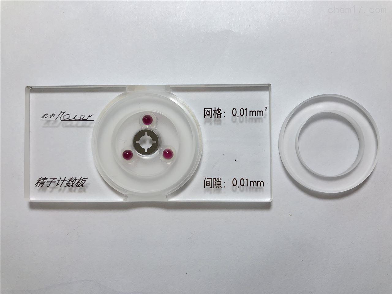 红宝石精子计数板 网格型