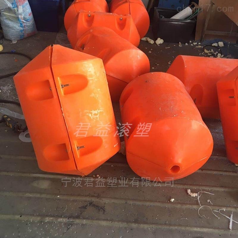 连网浮筒 塑料浮筒厂家