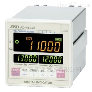 AD-4532B数字校准设置滞后宽度和时间显示器