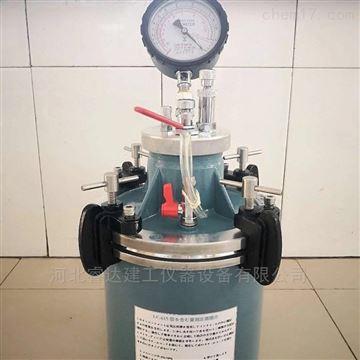 LC-615A日本三洋混凝土含气量测定仪