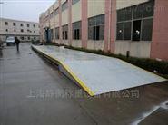 臺州市地磅廠家--80T電子地磅價格多少?