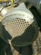 出售赌博金沙送38彩金不锈钢列管冷凝器