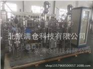 10L串联不锈钢发酵罐  生物 多联液体发酵