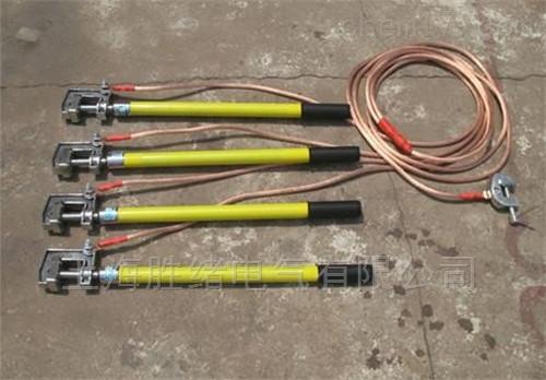 JDX-NL平口螺旋单相接地线