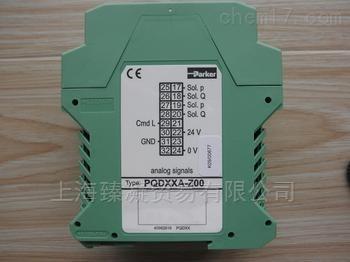 PARKER派克PWD00A-400-19放大器现货