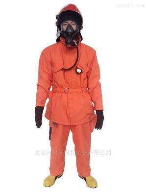 HYXF-C3EN469船舶用消防员防护服上衣+裤子式欧标