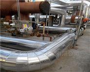 管道不锈钢岩棉管保温施工工程报价