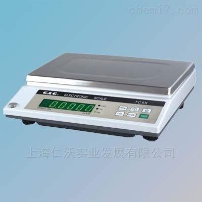 双杰小秤20kg/0.1g计数TC20KB/0.1g电子秤