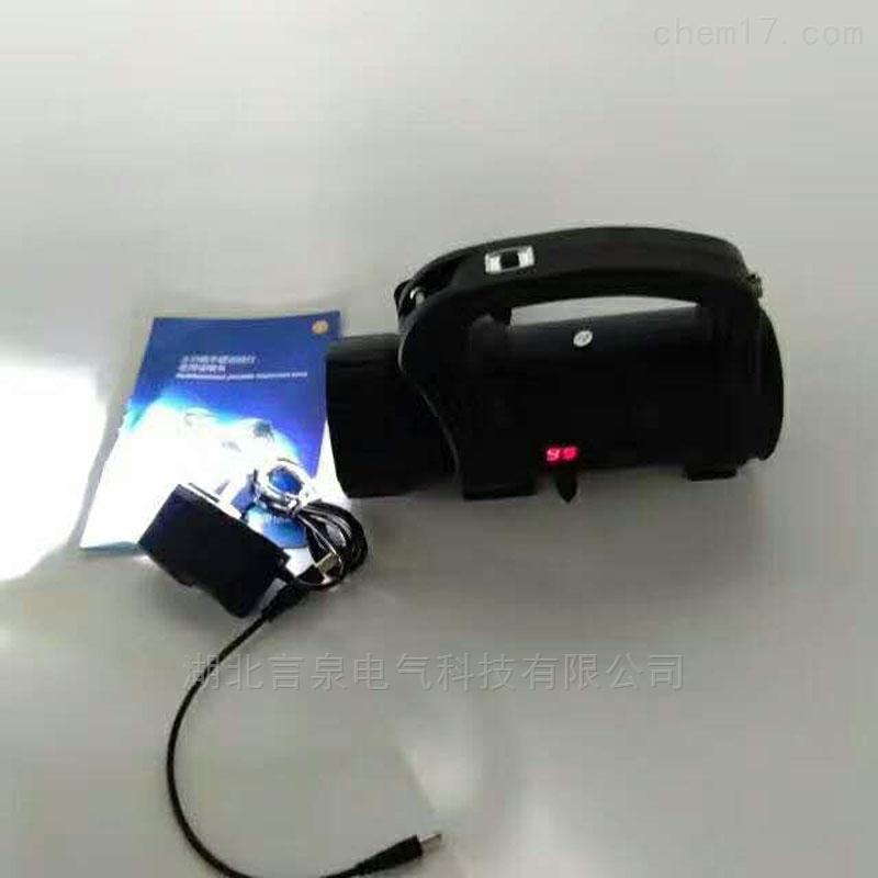YGSD-13背带式户外应急照明手摇发电灯