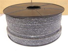 销售10*10碳素纤维盘根 浸四氟耐磨耐高温