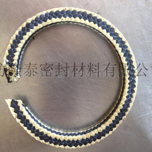 特价芳纶盘根环批发 耐磨芳纶纤维盘根