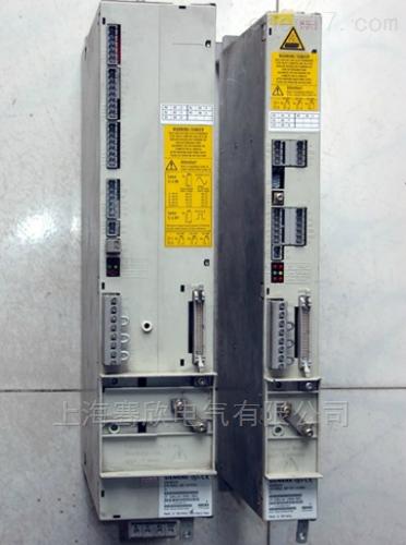 6SN1145使能无输出/德国伺服电源维修专家