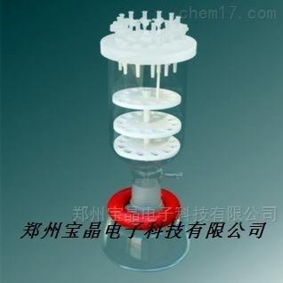 YGC-6固相萃取仪,12孔固相装置,宝晶SPE装置