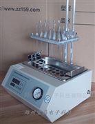 郑州宝晶YSC-24水浴氮吹仪,24孔氮气吹干仪
