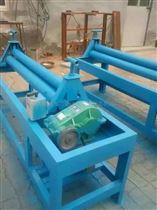 保温施工设备电动滚圆压边一体机供应商