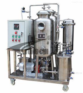TYCTYC系列磷酸脂抗燃油(合成油)滤油机