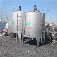 长期回收不锈钢储奶罐 乳品发酵罐