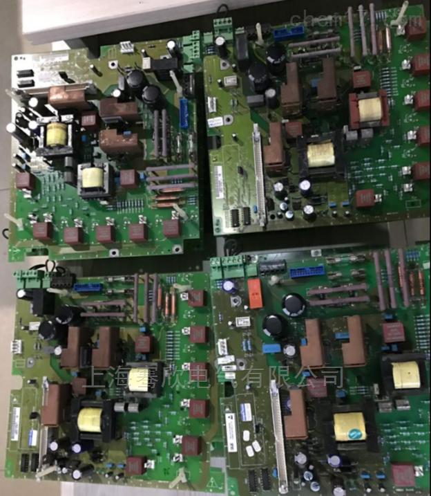 西门子6RA70调速器主板/电源触发板维修