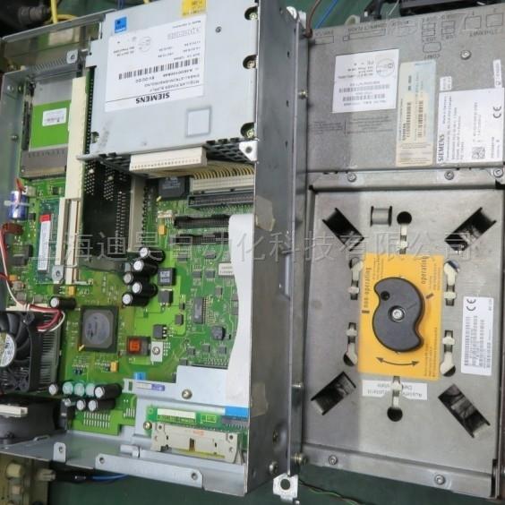 西门子PCU50死机进不了系统维修