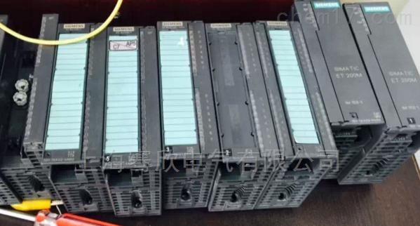 西门子CPU通讯口坏/DP口连接不上修理专家