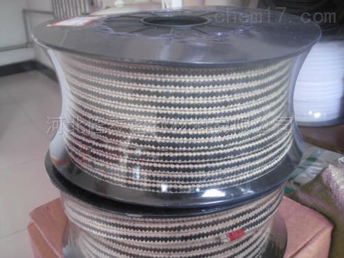 耐高温芳纶盘根定制 无油四氟盘根厂家