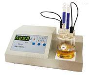安晟WS-3000型微量水分测定仪