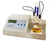 安晟WS-3000型微量水分測定儀