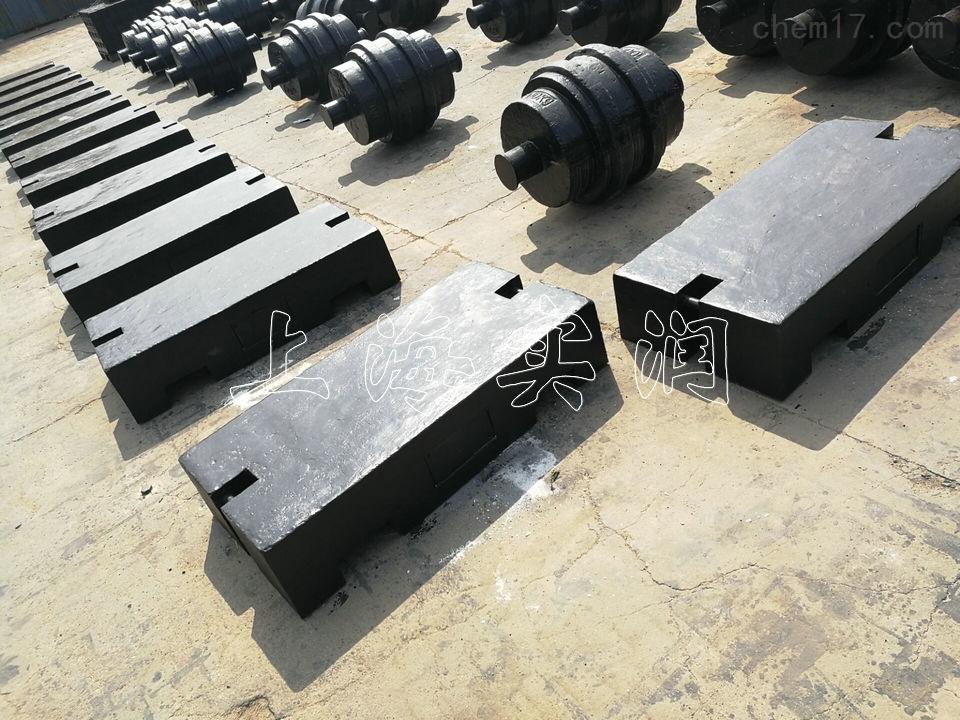 芜湖1000公斤标准砝码/安徽1吨铸铁砝码招标