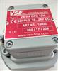 VS2GP012V11/4适用于涂料行业的德国VSE流量计