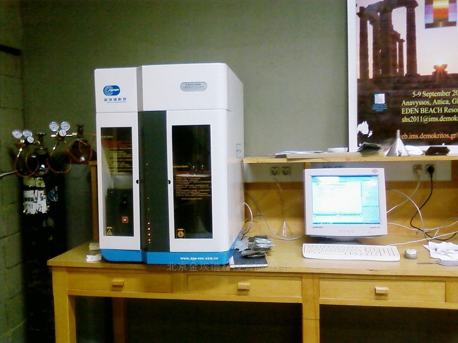 全自动比表面积及孔容测量仪 容量静态法