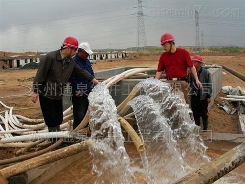 金坛轻型井点降水,降水深度工地降水井电话