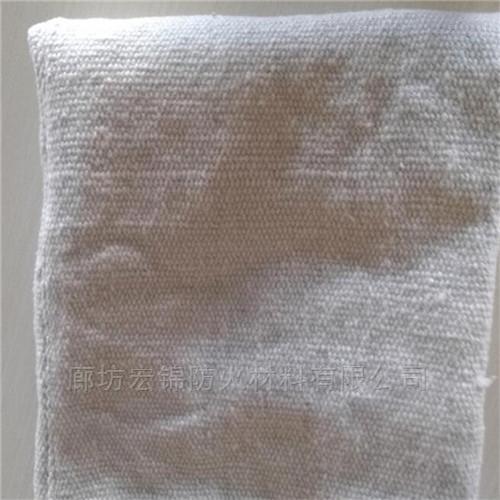 2mm陶瓷纤维防火毯多少钱一米/新价格