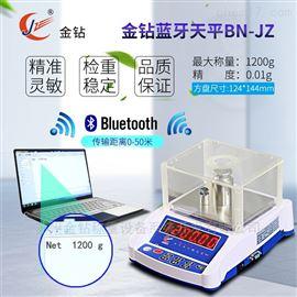供应0.1g/0.01g 高精度蓝牙电子天平