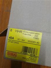 灼华货期很短SIBA熔断器3000413.1电容