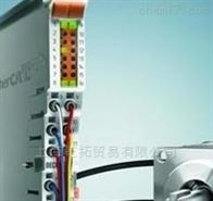德国倍福安全端子模块功能显示